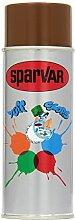 SparVar 6030517 Lackspray Graffiti-Art Lehmbraun,