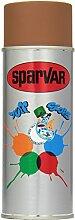 SparVar 6030685 Lackspray Graffiti-Art Beigebraun,