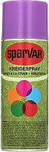 SparVar Kreidespray mit Schreibdüse, 400 ml, lila, 6000954