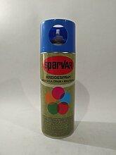 SparVar Kreidespray Neon mit Überkopfdüse, 400 ml, leuchtblau, 6001036