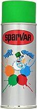 SparVar Lackspray Graffiti-Art 400 ml Old School, Feine Striche Geringe Steuung, neongrün, 6028538