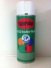 SparVar Lackspray Grundierung 400 ml, isolierweiß, 6013220