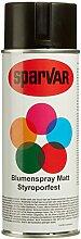 SparVar Lackspray styroporfest, 400 ml, schwarz, 6000213