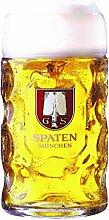 Spaten Premium Maßkrug 1 Liter Original Spaten