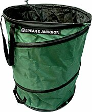 Spear & Jackson 66050 Pop-Up Gartensack 172 l