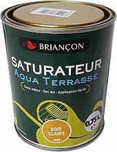 Speckstein Luftbefeuchter Aqua Terrasse, Braun, SATAQUABC750