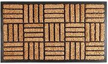 Spetebo Kokos Fußmatte 75x45 cm -