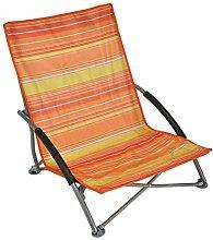 Spetebo Strandstuhl mit Tragetasche - Bezug aus