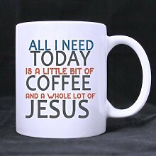 Spezielle Design Funny Quotes All I Need Today is