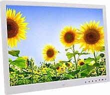 SPFDPF Digitaler Fotorahmen 17 Zoll eingebaute