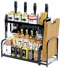 Spice Rack Packet Organizer Küchenregal