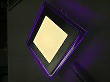 SpiceLED Einbaustrahler | 3D LED Panel | 20W weiß
