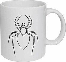 Spider' Ceramic Mug/Travel Coffee Mug