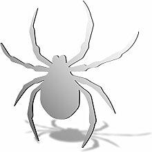 Spider Acryl Spiegel, acryl, 300 x 290mm