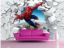 Spiderman Tapete Custom 3d Foto Tapete Super Hero
