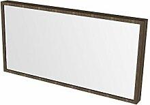 Spiegel 100 cm nussbaum
