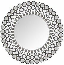 Spiegel 'Orbit' Wandspiegel Rund 120x120cm