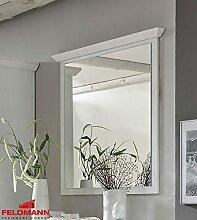 Spiegel 782540 Wandspiegel für Diele und Flur 92cm pinie weiß