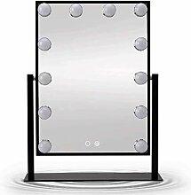 Spiegel Beleuchteter Spiegel Dimmbar Mit 12