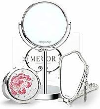Spiegel Die Nelke Urlaub Geschenkset Desktop Spiegel mit Spiegel Griff Spiegel Kreative Geschenke-A