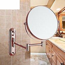Spiegel/Europäische klappbare Badezimmerspiegel/Schminkspiegel