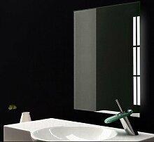 Spiegel hinterleuchtet Puerto mit LED - B 1000mm x H 800mm - neutralweiss