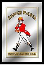 Spiegel Johnnie Walker, 20 x 30 cm