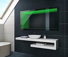 Spiegel LED Badezimmerspiegel Beleuchtung 3D Tieffeneffekt nach Maß von Artforma | Wandspiegel Badezimmerspiegel |Spiegel nach Maß