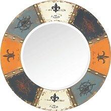Spiegel London Ø/h ca. 64x2,5 cm