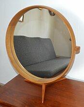 Spiegel mit Holzrahmen von Uno & Osten