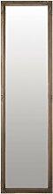 Spiegel mit Metallrahmen, 46x173