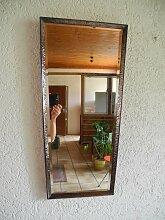 Spiegel mit Rahmen aus Kupfer, 1960er