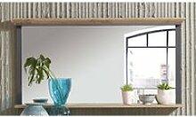 Spiegel mit Rahmen und Ablageboden JÜLICH-36
