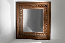 Spiegel mit tiefem Rahmen, 19. Jh.
