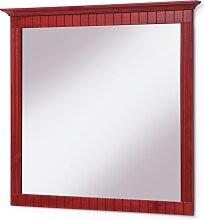 Spiegel Neapel, rot