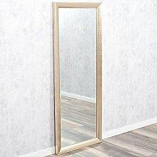 Spiegel PINO Silber (Champagner) 150 x 60 cm Design Wandspiegel