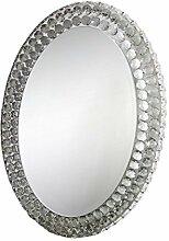 Spiegel rund Luxury mit LED Lich