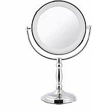 Spiegel Schminkspiegel LED-Schminkspiegel mit