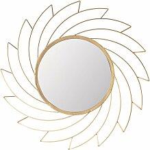 Spiegel Sunny Ring 90cm, 90×7×90cm