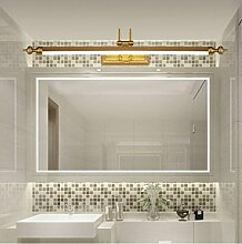 Spiegel vorne Lampe Schminktisch Make-up Lichter LED Bad Bad Spiegel Schrank Lichter europäischen und amerikanischen Stil einfache europäischen Spiegel Scheinwerfer