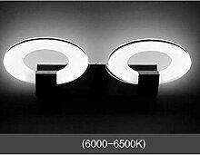 Spiegel vorne Licht Mode Simple LED Acryl