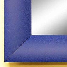 Spiegel Wand-Spiegel Flur-Spiegel Bad-Spiegel - München 5,0 - Hell-Blau - 10 x 110 - FM - 200 Größen zur Auswahl - handgefertigt - Modern, Shabby, Vintage