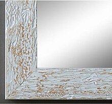 Spiegel Wandspiegel Badspiegel Flurspiegel Garderobenspiegel - Über 200 Größen - Parma Beige 3,9 - Außenmaß des Spiegels 10 x 110 - Wunschmaße auf Anfrage - Antik, Barock