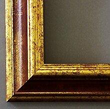 Spiegel Wandspiegel - Bari Rot Gold 4,2 - Über