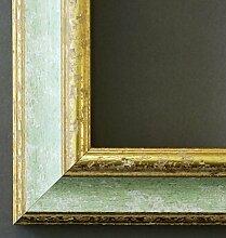 Spiegel Wandspiegel - Genua Grün Gold 4,3 - Über