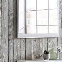 Spiegel Weiß Norwegische Kiefer Spiegel Weiß