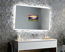 Spiegelando Astrea V40 - TV Spiegel mit LED