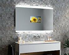Spiegelando Aurora V2V - TV Spiegel mit LED
