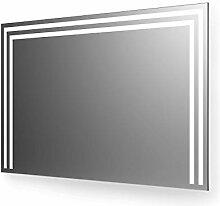Spiegelando Belami V30 - LED BADSPIEGEL mit