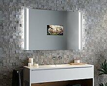 Spiegelando Fortuna V2H - TV Spiegel mit LED